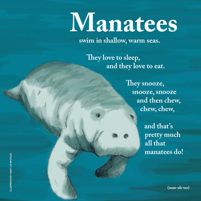 Sample Page: Manatee